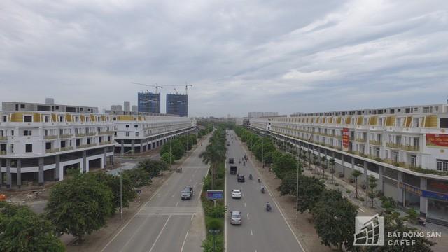 Toàn cảnh khu vực có giá nhà đất tăng mạnh ở Hà Nội trong năm qua - Ảnh 7.