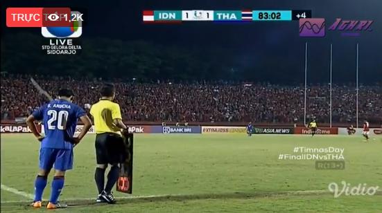 Dàn sao trẻ Thái Lan cúi đầu chịu thua trước Indonesia sau trận cầu có máu và nước mắt - Ảnh 2.
