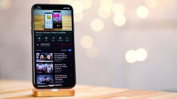 Thật bất ngờ, 19 smartphone xem YouTube đã nhất do chính Google đưa ra không có iPhone - Ảnh 1.
