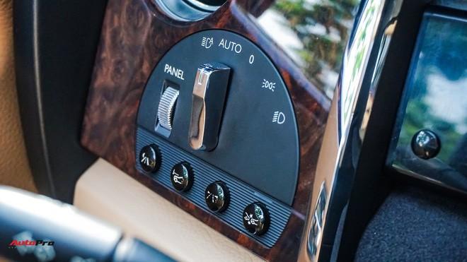 Chi tiết hãng Rolls-Royce Ghost bán lại có giá gần 11 tỷ đồng ở Hà Nội - Ảnh 11.