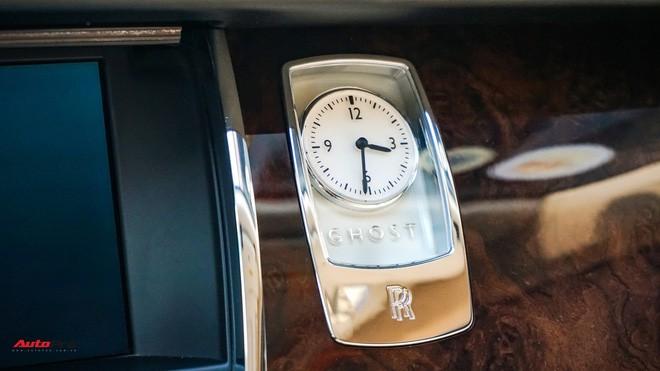 Chi tiết hãng Rolls-Royce Ghost bán lại có giá gần 11 tỷ đồng ở Hà Nội - Ảnh 15.