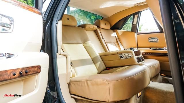 Chi tiết hãng Rolls-Royce Ghost bán lại có giá gần 11 tỷ đồng ở Hà Nội - Ảnh 18.