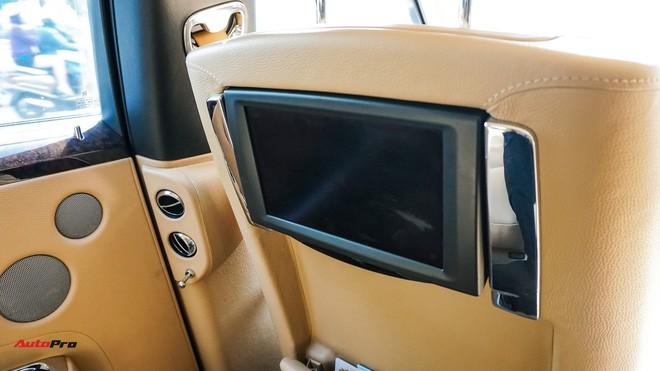 Chi tiết hãng Rolls-Royce Ghost bán lại có giá gần 11 tỷ đồng ở Hà Nội - Ảnh 20.