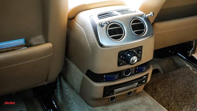 Chi tiết hãng Rolls-Royce Ghost bán lại có giá gần 11 tỷ đồng ở Hà Nội - Ảnh 21.