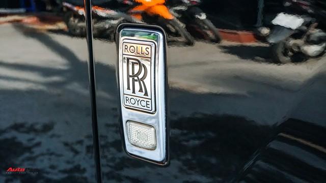 Chi tiết hãng Rolls-Royce Ghost bán lại có giá gần 11 tỷ đồng ở Hà Nội - Ảnh 4.
