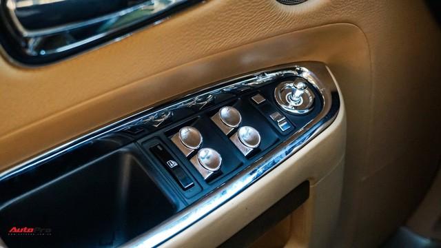 Chi tiết hãng Rolls-Royce Ghost bán lại có giá gần 11 tỷ đồng ở Hà Nội - Ảnh 8.