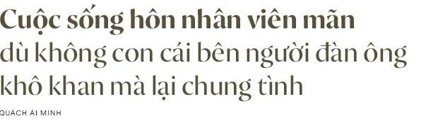Quách Ái Minh: Hoa hậu xấu nhất Hồng Kông và cuộc hôn nhân 25 năm không con cái vẫn được chồng cưng chiều như nữ hoàng - Ảnh 7.