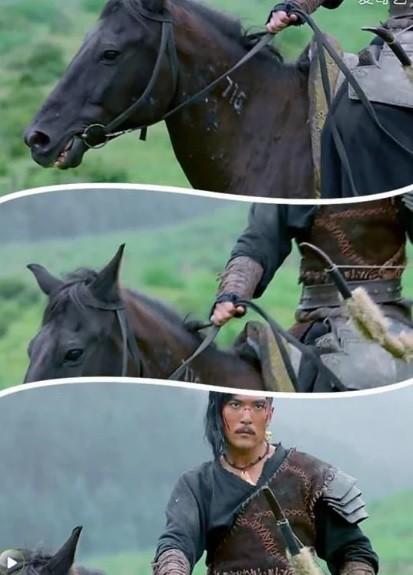 Sạn khó chấp nhận trong phim cổ trang: Quách Tĩnh đeo đồng hồ, Trương Vệ Kiện mặc áo ba lỗ - Ảnh 8.