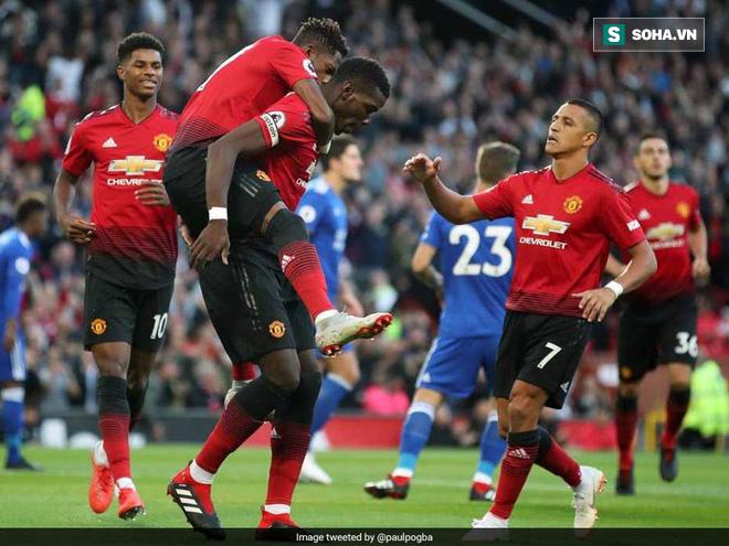 Pogba: Tôi đã học từ lâu để có ngày được đeo băng đội trưởng Man United - Ảnh 1.