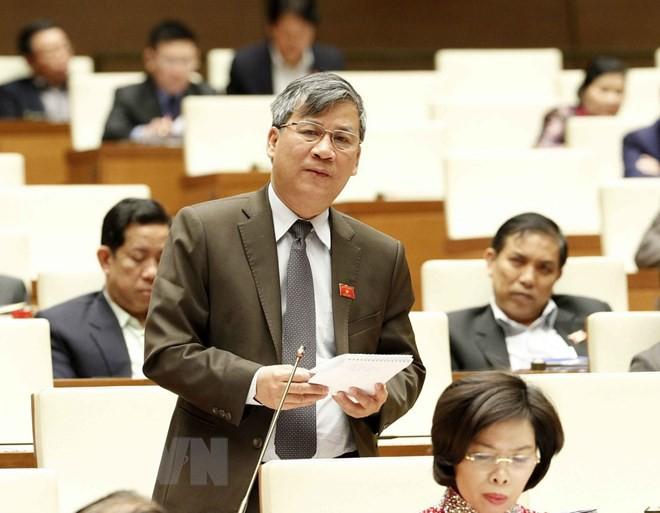 Bộ trưởng Công an nói về thời gian có kết quả điều tra gian lận điểm thi - Ảnh 1.