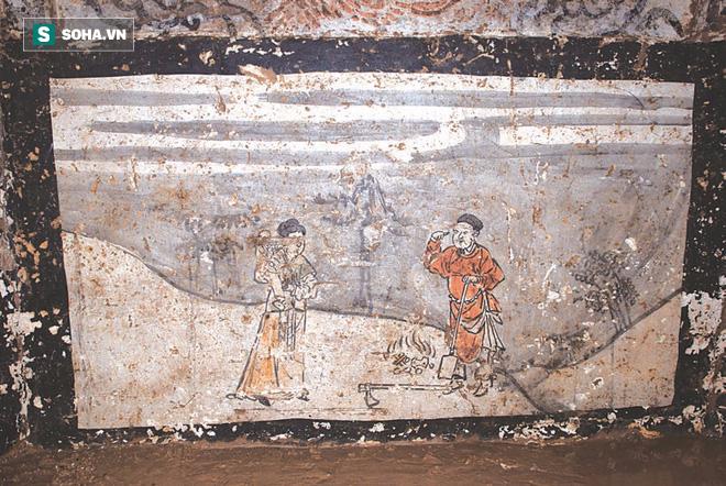 Tìm thấy cổ mộ hình dạng kỳ lạ, hiếm thấy: Hé lộ câu chuyện xúc động cách đây 700 năm ở TQ - Ảnh 3.