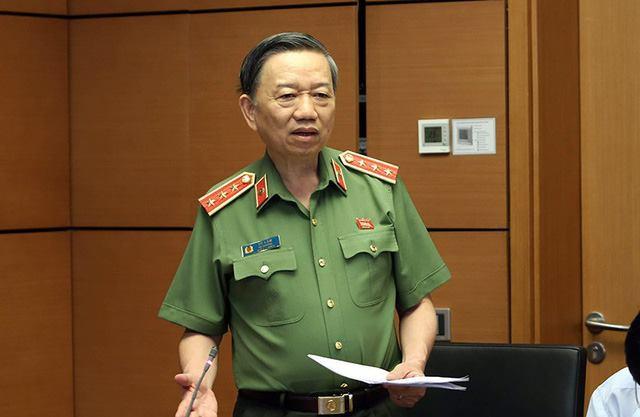 Bộ trưởng Tô Lâm: Có dấu hiệu vi phạm của cơ quan công an trong kỳ thi THPT 2018 - Ảnh 10.