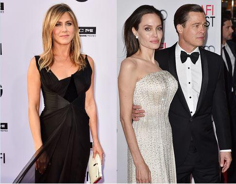 Jennifer Aniston hả hê trước tranh chấp ly hôn Angelina Jolie – Brad Pitt? - Ảnh 1.