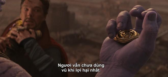 Giả thuyết gây sốc toàn tập về Avengers - Infinity War: Dr. Strange đã sử dụng viên đá Thời Gian mà không ai ngờ tới - Ảnh 1.