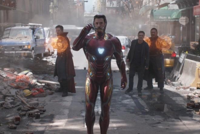 Giả thuyết gây sốc toàn tập về Avengers - Infinity War: Dr. Strange đã sử dụng viên đá Thời Gian mà không ai ngờ tới - Ảnh 4.
