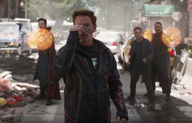 Giả thuyết gây sốc toàn tập về Avengers - Infinity War: Dr. Strange đã sử dụng viên đá Thời Gian mà không ai ngờ tới - Ảnh 5.