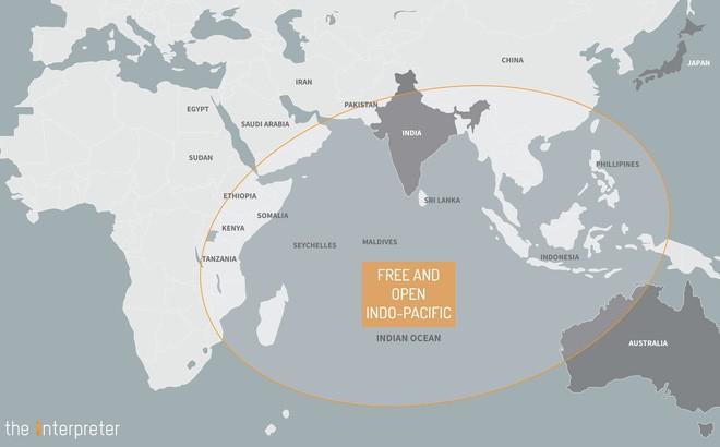 Việt Nam sở hữu một trọng địa trong chiến lược Ấn Độ - Thái Bình Dương của Mỹ - Ảnh 1.