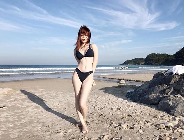 Dân mạng suýt xoa vì lâu rồi bạn gái tin đồn Sơn Tùng mới khoe ảnh bikini sexy hết cỡ - Ảnh 4.