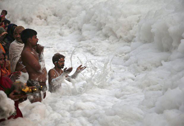 16 bức ảnh về thực trạng ô nhiễm môi trường khiến thế giới giật mình - Ảnh 14.