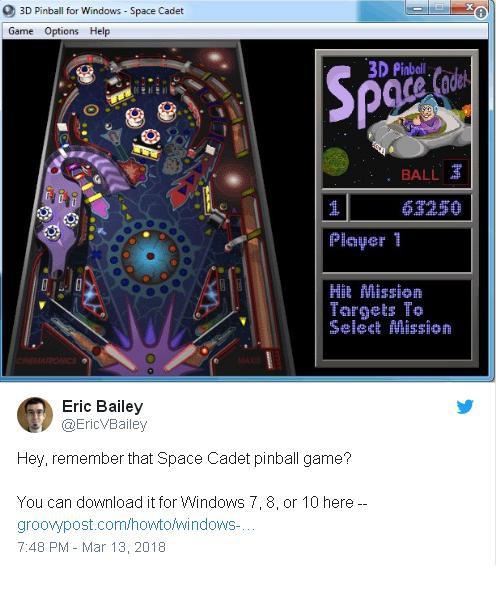 Tại sao trò 3D Pinball lại bị xóa khỏi Windows? - Ảnh 4.