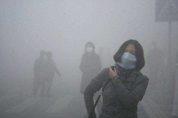 16 bức ảnh về thực trạng ô nhiễm môi trường khiến thế giới giật mình - Ảnh 9.