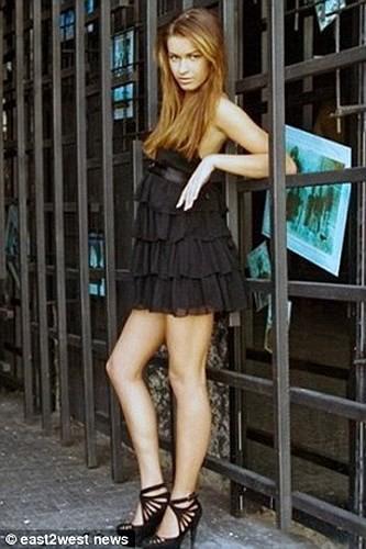 Ảnh: Bạn gái xinh đẹp của cựu Phó Thủ tướng Nga đi thi hoa hậu Ukraine - Ảnh 7.