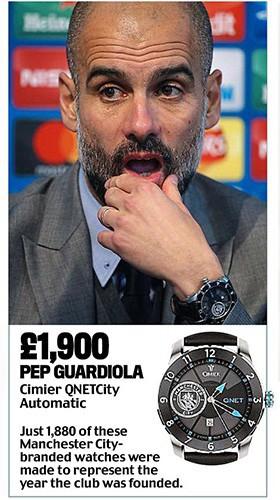 đầu tư giá trị - photo 1 15344928967171324185164 - Thú chơi đồng hồ siêu sang của giới HLV ở giải Ngoại hạng Anh