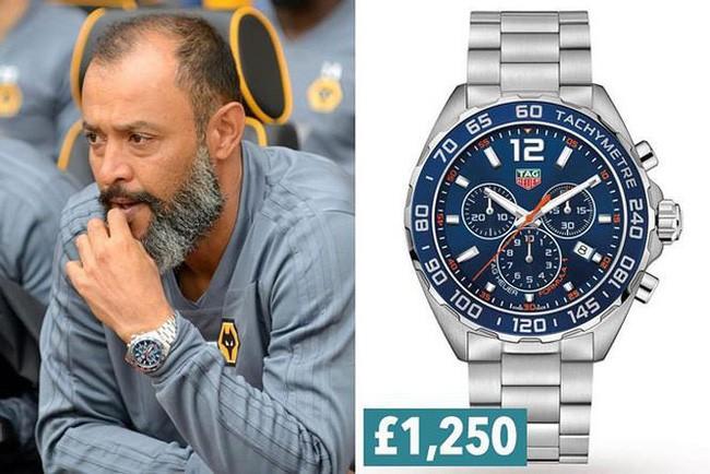 đầu tư giá trị - photo 10 15344928967311983570864 - Thú chơi đồng hồ siêu sang của giới HLV ở giải Ngoại hạng Anh