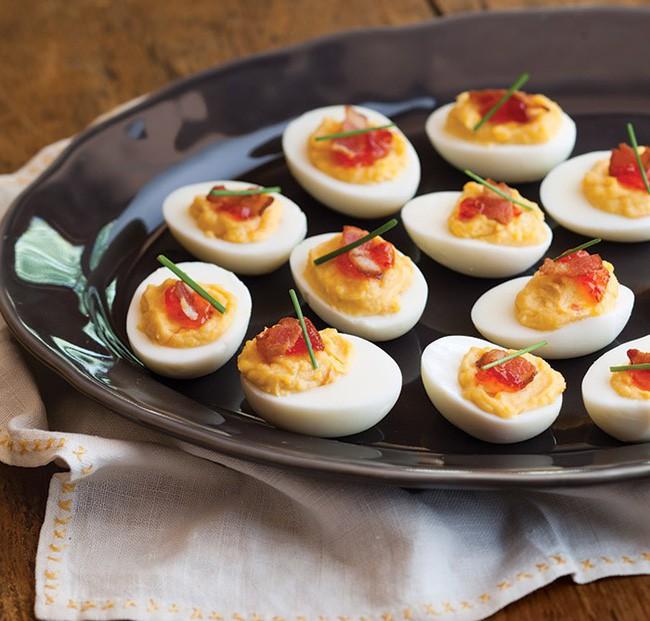 Không thích ăn trứng luộc, tôi chuyển sang làm món trứng ác quỷ này, không ngờ cả nhà khen lấy khen để - Ảnh 21.