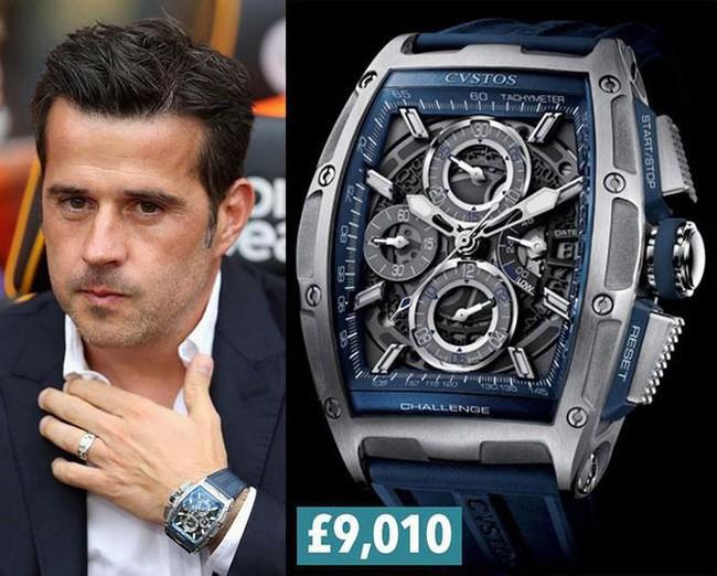 đầu tư giá trị - photo 4 15344928967221040725916 - Thú chơi đồng hồ siêu sang của giới HLV ở giải Ngoại hạng Anh