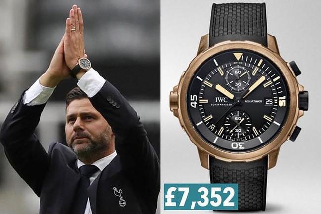 đầu tư giá trị - photo 5 1534492896723739468024 - Thú chơi đồng hồ siêu sang của giới HLV ở giải Ngoại hạng Anh