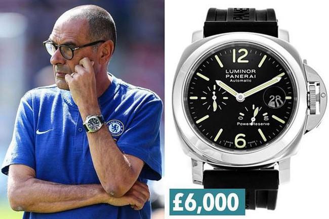 đầu tư giá trị - photo 6 15344928967241076184997 - Thú chơi đồng hồ siêu sang của giới HLV ở giải Ngoại hạng Anh