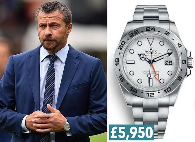 đầu tư giá trị - photo 7 1534492896726700927549 - Thú chơi đồng hồ siêu sang của giới HLV ở giải Ngoại hạng Anh