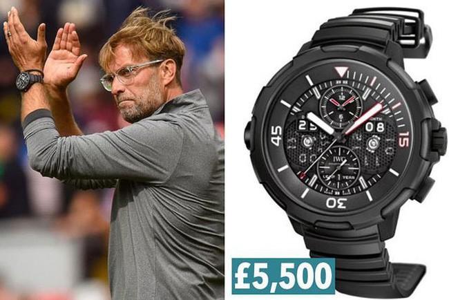 đầu tư giá trị - photo 8 15344928967271014309373 - Thú chơi đồng hồ siêu sang của giới HLV ở giải Ngoại hạng Anh