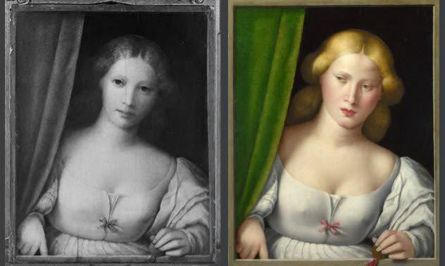 Tiết lộ chi tiết bí ẩn trong 7 bức tranh nổi tiếng thế giới - Ảnh 6.