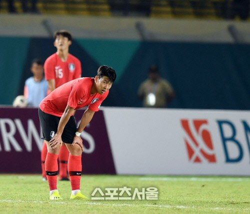 Son Heung-min xấu hổ vì thua Malaysia, nhưng cố mạnh mẽ động viên đàn em - Ảnh 1.