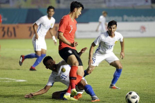 Son Heung-min xấu hổ vì thua Malaysia, nhưng cố mạnh mẽ động viên đàn em - Ảnh 2.