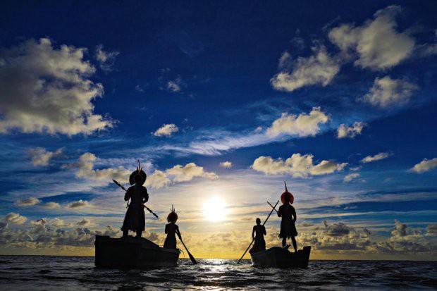Những bức ảnh kinh ngạc về cuộc sống của thổ dân da đỏ bí ẩn ở Brazil - Ảnh 11.