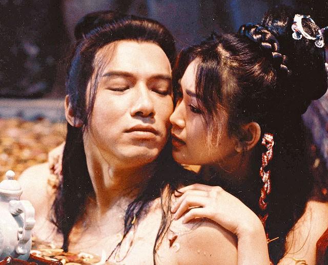 Tài tử chuyên vào vai Tây Môn Khánh: Bị lừa đóng phim nóng, lấy vợ 10 năm vẫn vô sinh - Ảnh 3.