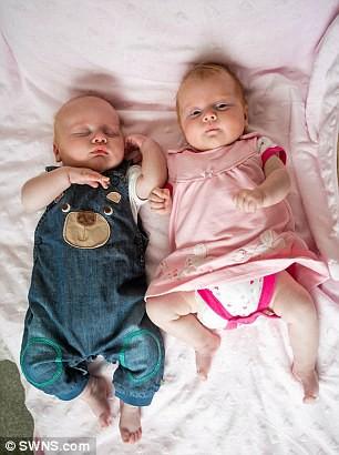 Hy hữu bà mẹ có hai tử cung mang song thai cùng lúc - Ảnh 3.
