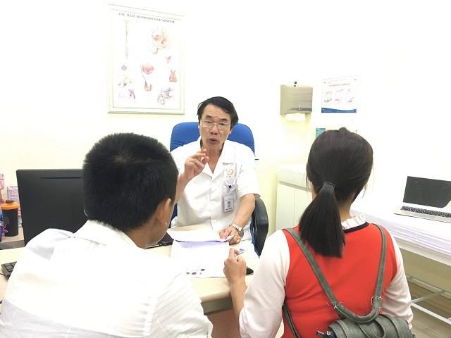 Giám đốc bệnh viện Nam học và Hiếm muộn bật mí thủ phạm khiến nam giới vô sinh - Ảnh 1.