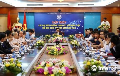 Quyền Bộ trưởng TT&TT: Doanh nghiệp Việt Nam sẵn sàng trả lương cao hơn Mỹ - Ảnh 2.