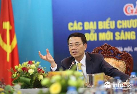 Quyền Bộ trưởng TT&TT: Doanh nghiệp Việt Nam sẵn sàng trả lương cao hơn Mỹ - Ảnh 4.