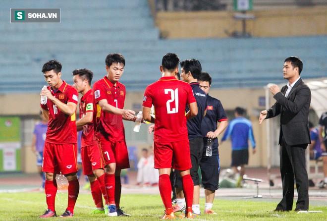 U23 Việt Nam sẽ bước qua Bahrain bằng sự khác biệt giữa HLV Park Hang-seo và Hữu Thắng - Ảnh 1.