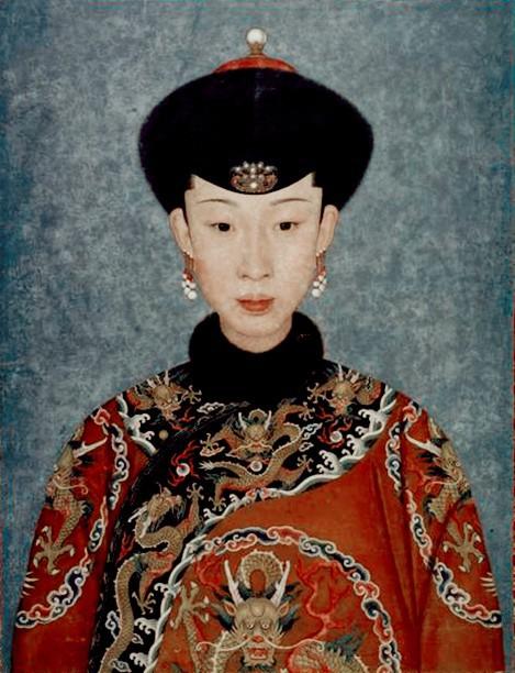 Lệnh Phi Ngụy Anh Lạc ở đời thực: Người phụ nữ tri kỷ của Hoàng đế, được sủng ái và trân quý đến cuối đời - Ảnh 1.