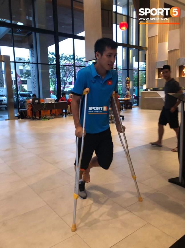 HLV Phạm Minh Đức: Hùng Dũng quá quan trọng với Olympic Việt Nam, rất khó để khỏa lấp vị trí - Ảnh 3.