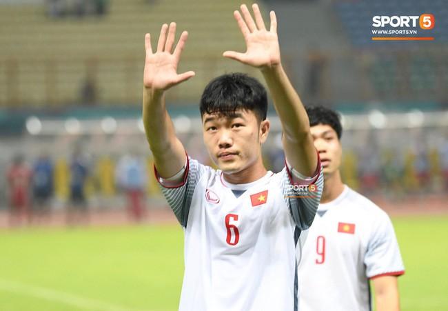 HLV Phạm Minh Đức: Hùng Dũng quá quan trọng với Olympic Việt Nam, rất khó để khỏa lấp vị trí - Ảnh 4.