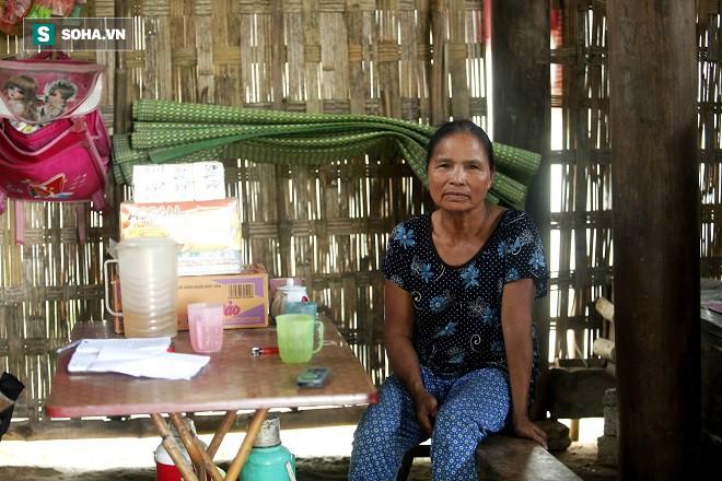 Nhà nghèo, cơm không đủ ăn, chồng bạo bệnh, con suy dinh dưỡng nặng - Ảnh 7.