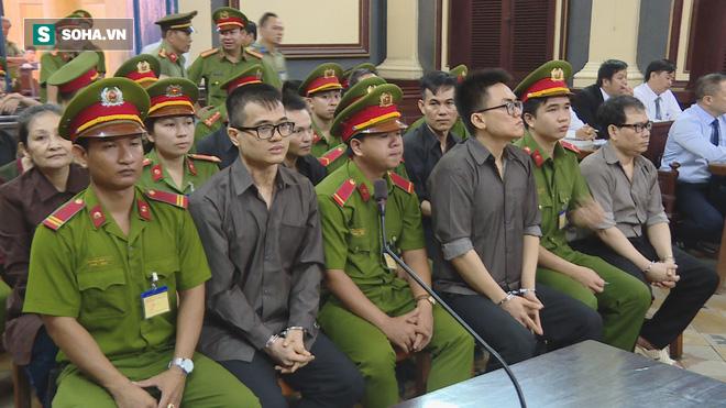 Hai kẻ cầm đầu nhóm phản động thuộc tổ chức khủng bố của Đào Minh Quân lãnh 28 năm tù - Ảnh 1.