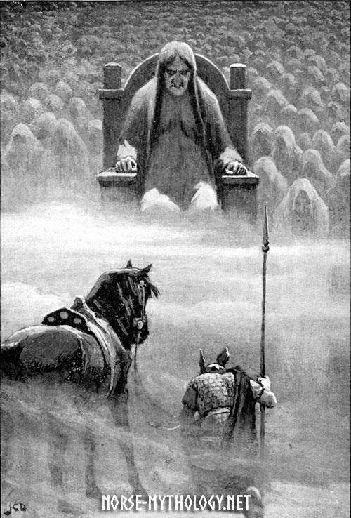 Không giống như trong phim về Thor đâu, đây mới là Cửu giới chuẩn trong thần thoại Bắc Âu - Ảnh 10.